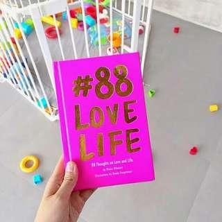 Buku #88 Love Life by Diana Rikasari