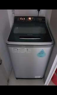 1 Month Old 9.0kg Panasonic Washing Machine!