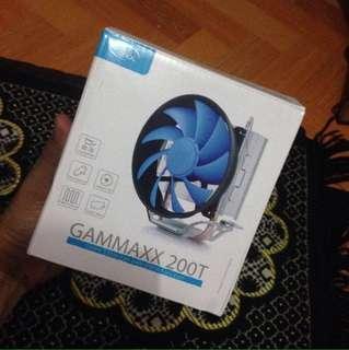 YK fan cpu cooler gammaxx 200T 12cm deepcool fan amd intel pc game