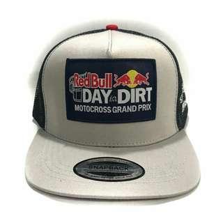 Redbull TLD trucker cap