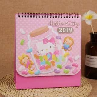 2 for $9 2019 Hello Kitty Calendar