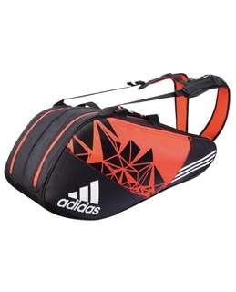[SALE] Brand New Adidas Wucht P8 Thermo Double Strap Badminton Bag