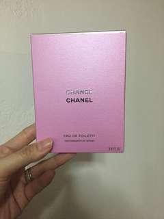 Chanel Perfume box