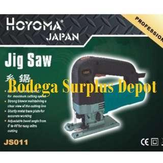 Hoyoma Japan Jig Saw 550W JS011 (Blue/Black) Heavyduty 220Volt Sale sale New