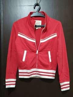 Red Htg Jacket