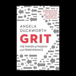 Grit, The Power of Passion and Perseverance - Angela Duckworth