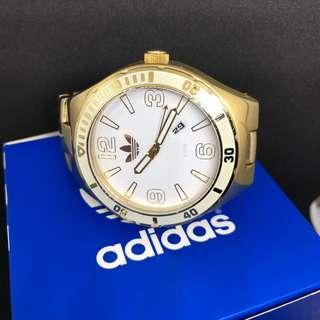Adidas Gold Quartz Date