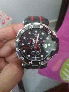 jam tangan koleksi sendiri