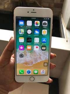 iPhone 6s Plus 64gb Rosegold Factory Unlocked