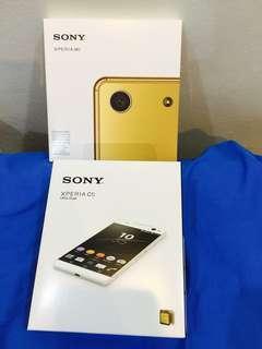 Sony Xperia C5 / Sony Xperia M5 #Oct10