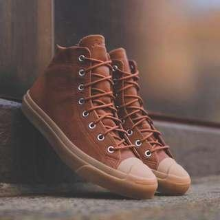 "c1be69a885a Converse Jack Purcell Mid ""Brown   Gum"" High Top"