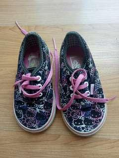 Hello Kitty Vans Sneakers
