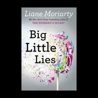 Big Little Lies - Lianr Moriarty