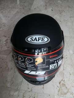 Full face helmet (M size)