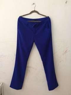 Padini elektric blue pants  #EVERYTHING18