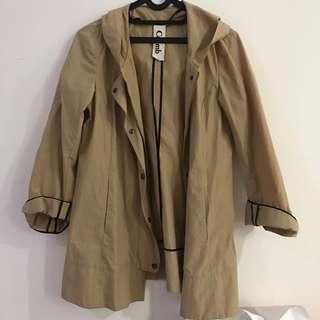 Jaket Parka (cocok buat musim hujan)