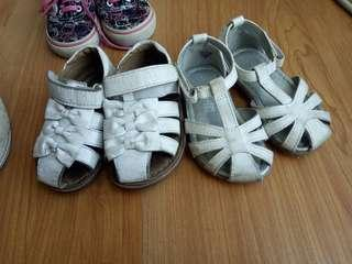 White Sandals (Buy 1 Take 1)