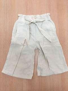 🚚 🎉寶寶 高腰蝴蝶結寬褲
