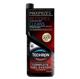 Caltex Techron Concentrate Plus