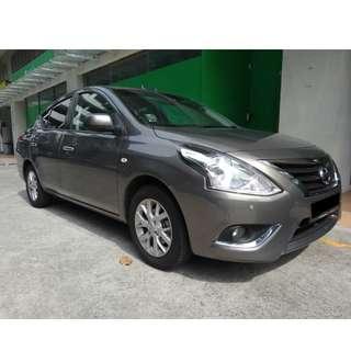 Car Rental - Nissan Almera 1.5A