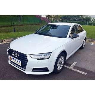 🚚 Audi A4 CAR RENTAL for personal and corporate