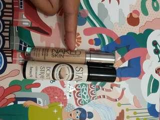 Urban decay naked concealer FREE benefit eyebase eyeshadow