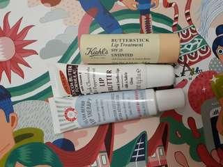 Lip butter for 2 free Kiehl's lip treatment
