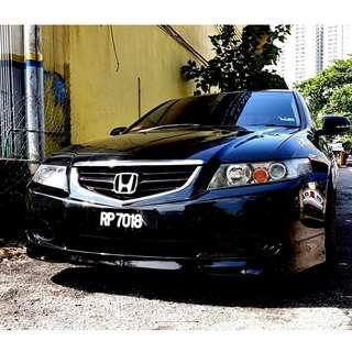 CL7 K20A AUTO 2005