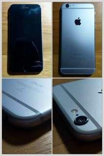 🚚 Iphone 6 二手 64G 太空灰 外觀無碰撞損害