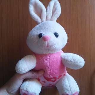 Pink Bunny (Boneka Kelinci)