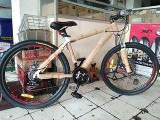 Sepeda Sporty NEW Bicyclo - MURAH BONUS TAS SEPEDA