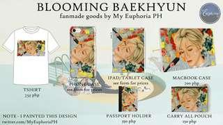 EXO BLOOMING BAEKHYUN Fanmade Goods