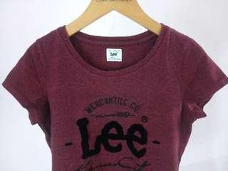 R3PRICED⁉️ Authentic Lee T-shirt