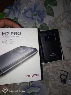 Injoo M2 Pro  wireless router