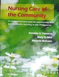 Nursing Care of the Community by Mosby