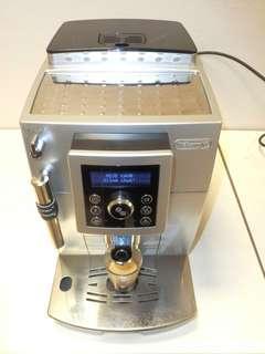 Delonghi 全自動咖啡機 研磨咖啡豆吸咖啡粉