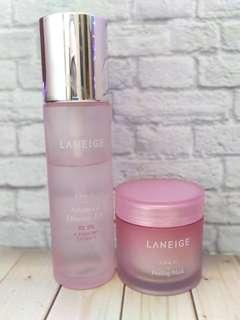 Share in jar Laneige clear c