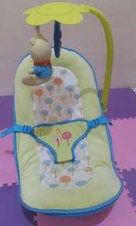 Baby Bouncer Baby Elle Fold Up Infant Seat