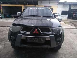 Mitsubishi Strada Triton Exeed 2.5 4x4 manual 2009