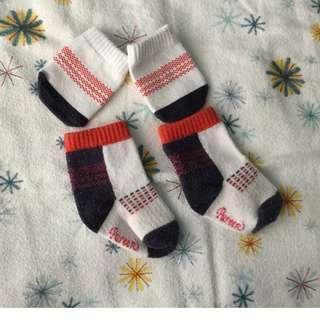 Newborn Mittens & Booties Set
