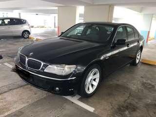 BMW 7 Series 730i Auto