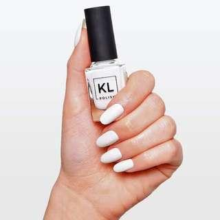 KL Polish - Coconut Milk (Kuteknya Kathleen Lights)