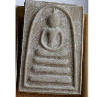 Auth Thai amulet Phra Somdej Wat Pikuntong Luang Phor Pae see parn 4th batch