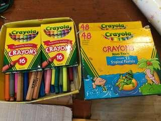 Crayola set brand new