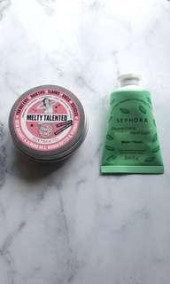 Sephora & Soap & Glory Duo