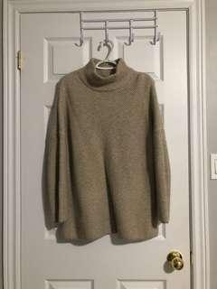 Zara heavy knit sweater