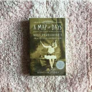 A Map of Days – Ransom Riggs