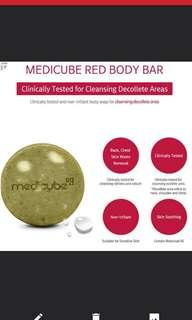 [Instock] Medicube Red Body Soap Bar