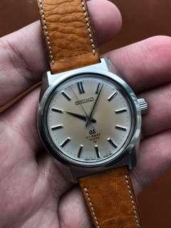 Vintage grand seiko king seiko 古董精工 4520-8000