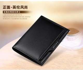 William polo wallet